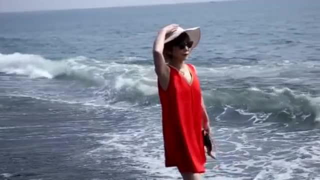 貴和子Movie(海)